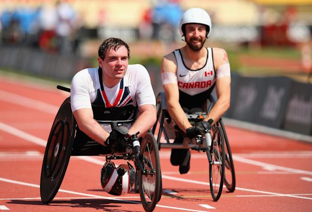 IPC Athletics World Championships - Day Six