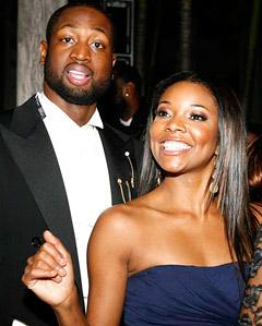 Gabrielle Union Celebrates Beau Dwyane Wade's 30th Birthday