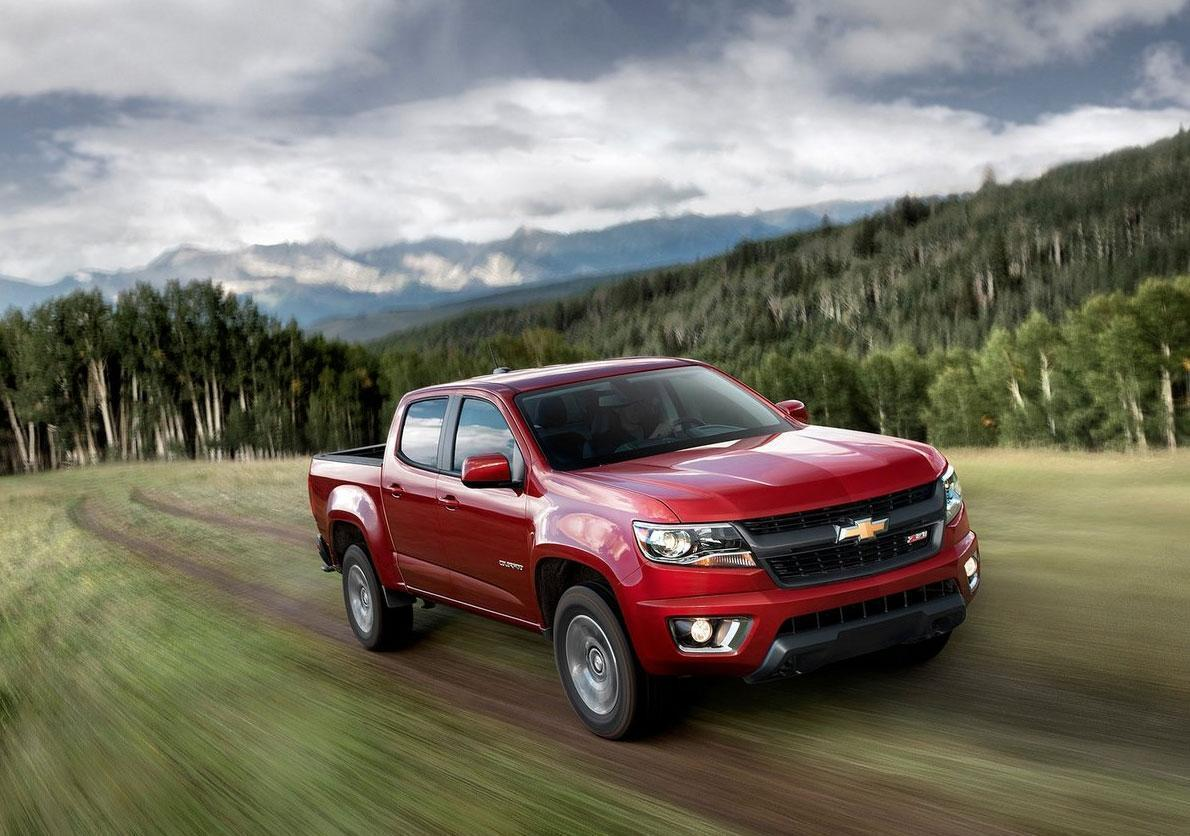 Edmunds Top Recommended Trucks of 2015