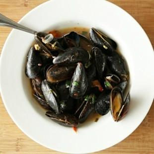 Look at Those Mussels! Chef John Besh Joins Sarah Carey in the Kitchen