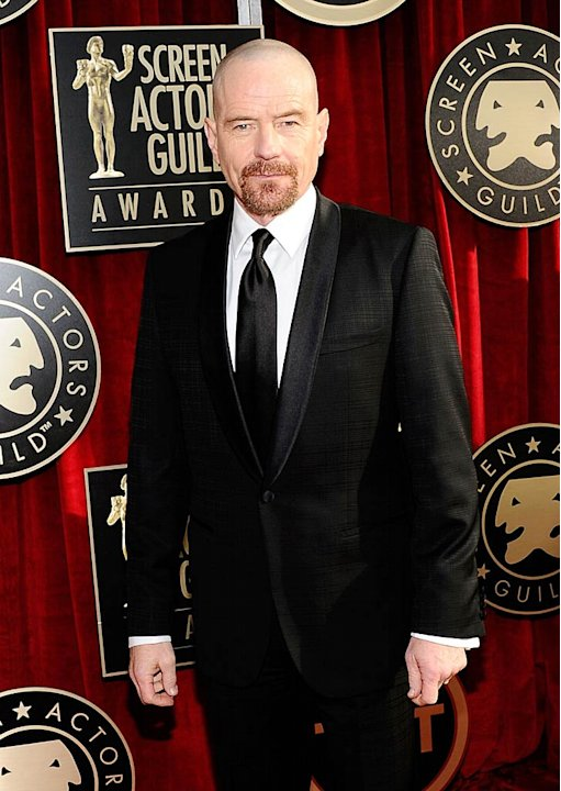Bryan Cranston SAG Awards