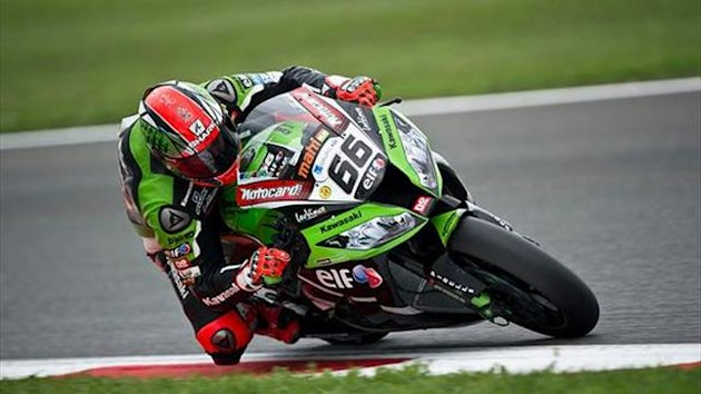 Magny-Cours WSBK: Sykes monsters pack to take eighth pole of year