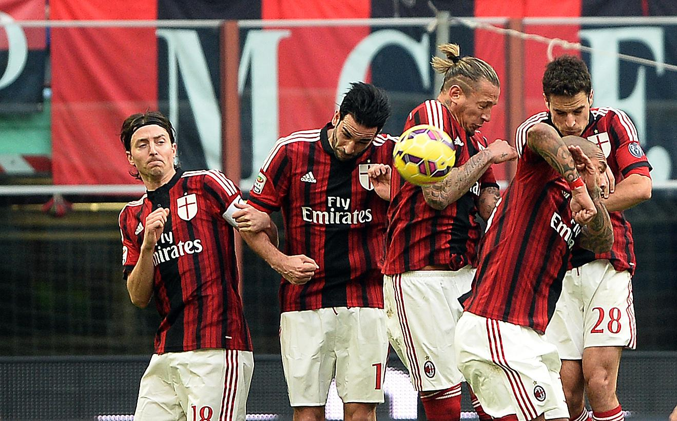 Serie A crunch time for Roma, Milan