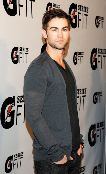 Chace Crawford Gatorade Lnch Prty