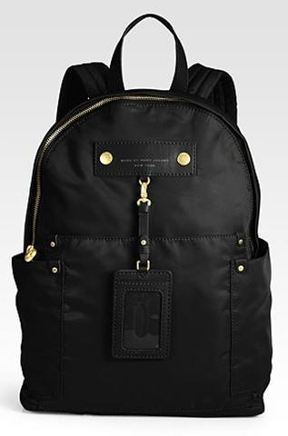 Marc by Marc Jacobs Preppy Nylon Backpack, $228, at Saks