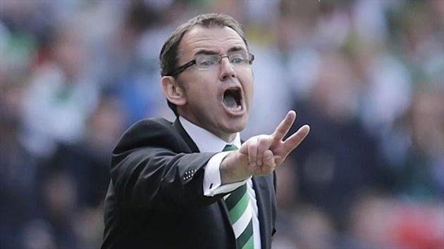 Pat Fenlon resigned as Hibernian manager on Friday