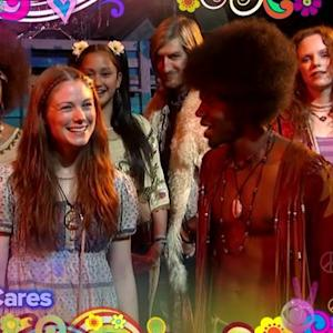 "CBS Cares - Cast of ""Hair"" on Osteoporosis"