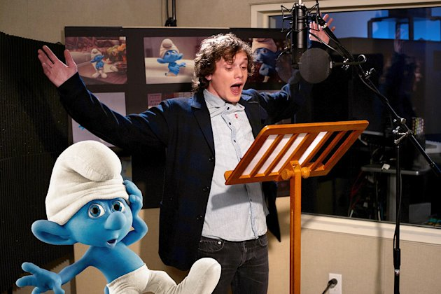 The Smurfs 2011 Columbia Pictures Anton Yelchin