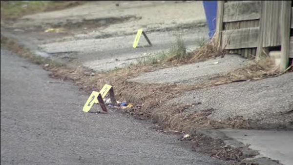 Norristown police search for shooting victim