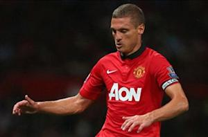 Vidic: Moyes not to blame for 'crazy' first season