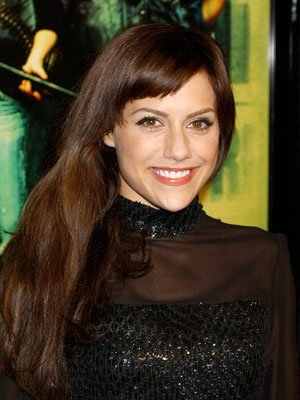 Brittany Murphy at the Hollywood premiere of New Line Cinema's Domino