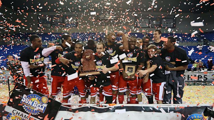 NCAA Basketball: Sun Belt Conference Tournament-Florida International vs Western Kentucky