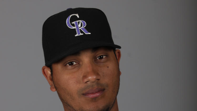 MLB: Colorado Rockies-Photo Day