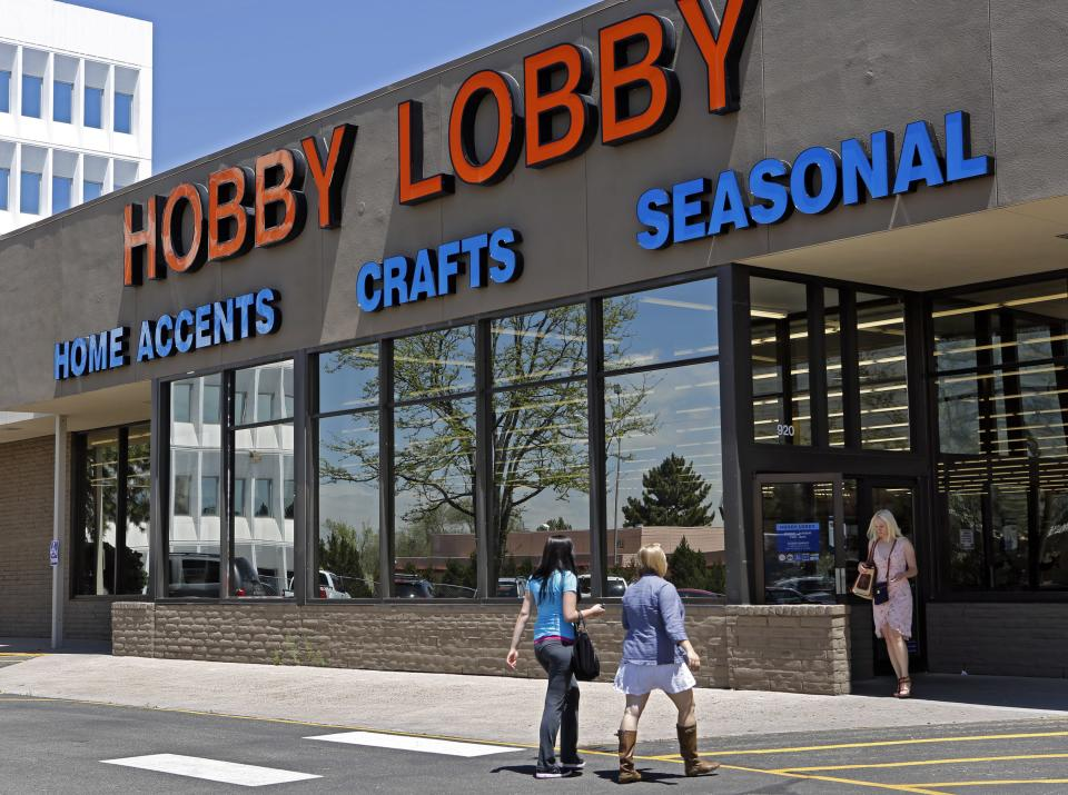 Judge: Hobby Lobby won't have to pay fines
