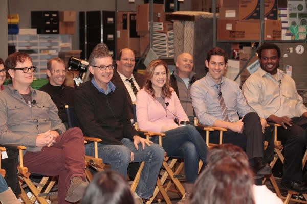 The Office: Who's Coming Back? Who's Fired? Plus: The Cast Fondly Looks Back at 9 Seasons