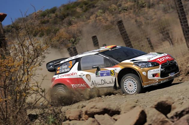 FIA World Rally Championship Mexico - Shakedown