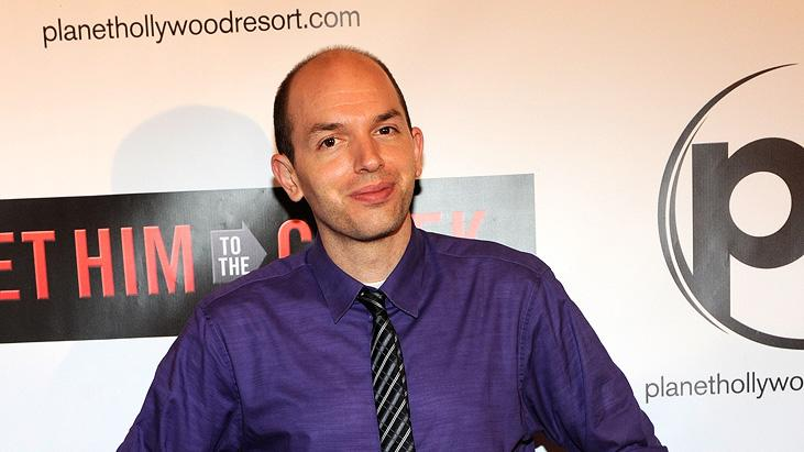 Get Him to the Greek Las Vegas screening 2010 Paul Scheer