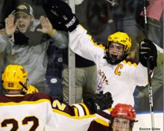 Weymouth boys hockey.