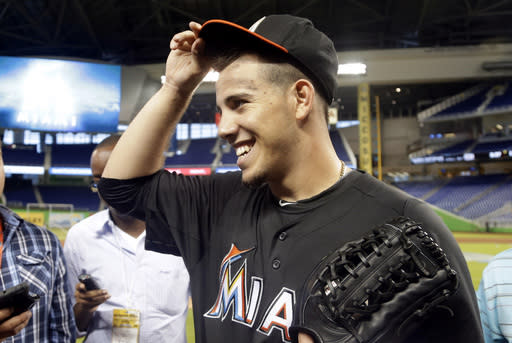Marlins' Fernandez to make final start Wednesday