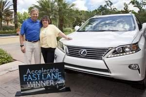 Washington Couple Wins Big in Wyndham Vacation Ownership Accelerate Into the Fast Lane Sweepstakes