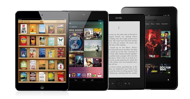 Ebooks and magazines are booming - and with both tablets and e-readers now cheaper than they&#39;ve ever been, it&#39;s a good time to buy.