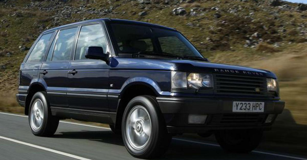Buying a Used Range Rover