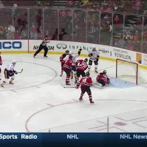 Mike Fisher Goal on Cory Schneider (02:11/2nd)