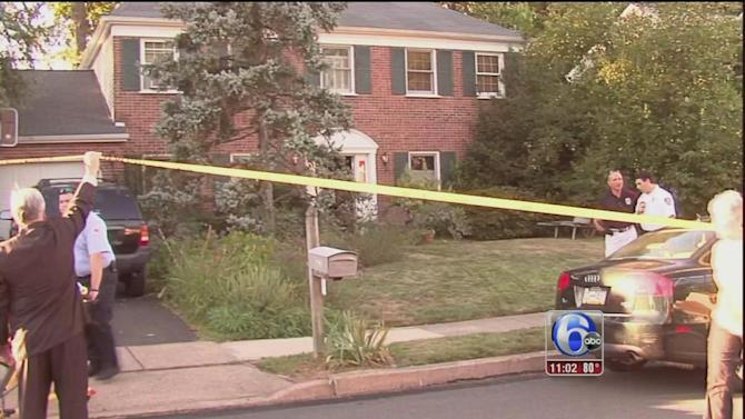 Son arrested after father fatally stabbed in Langhorne