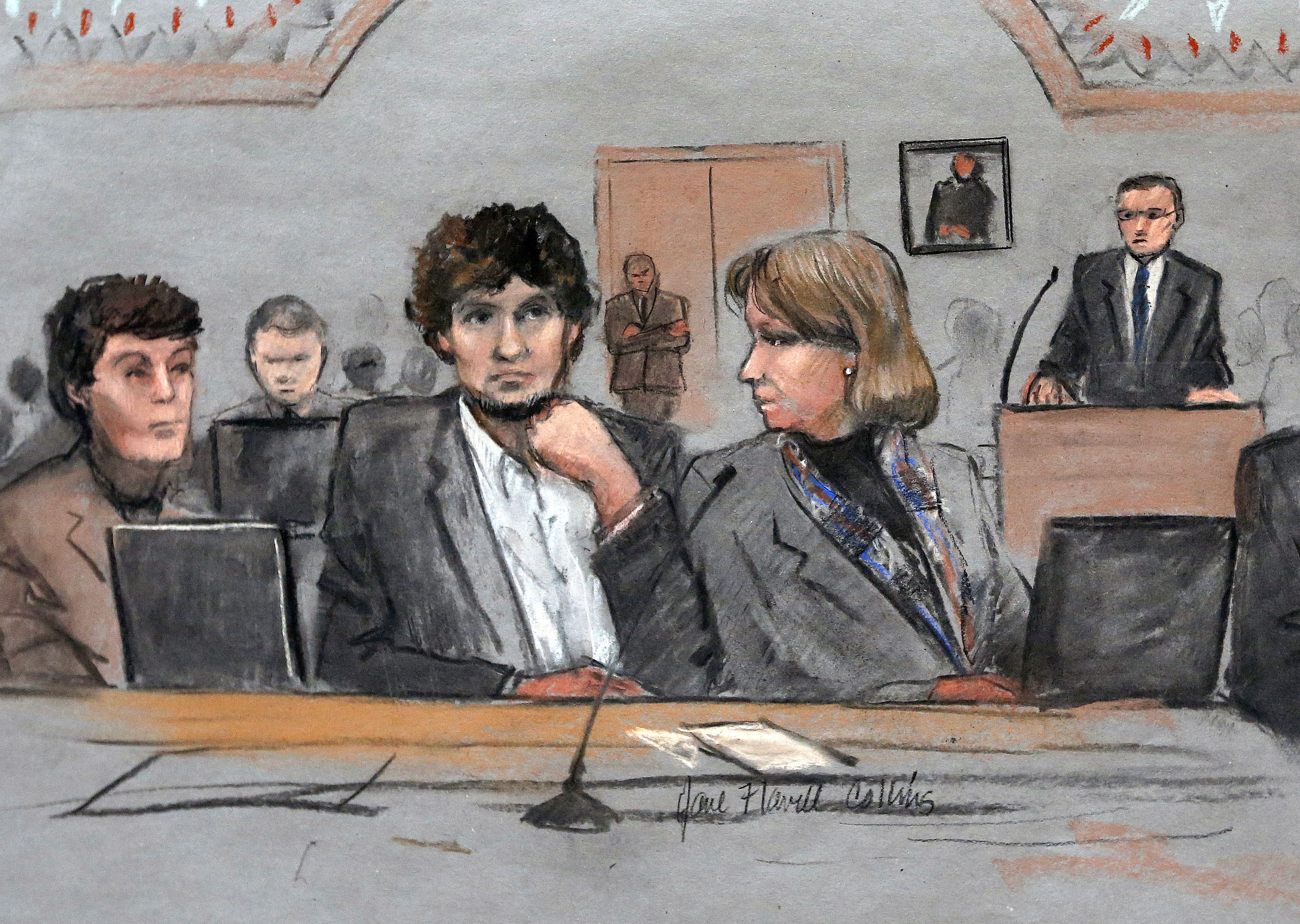 Prosecution rests its case against Boston Marathon bomber