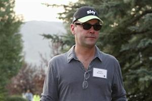 News Corp Deputy Chief Operating Officer James Murdoch attends the Allen & Co Media Conference in Sun Valley, Idaho