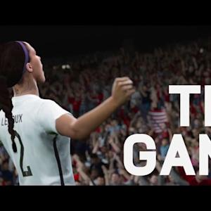 FIFA's finally including women in its video games