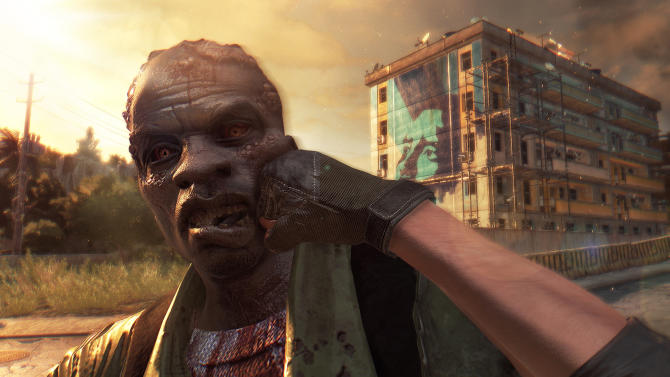 """This photo provided by Warner Bros. shows a scene from the video game, """"Dying Light."""" (AP Photo/Warner Bros.)"""
