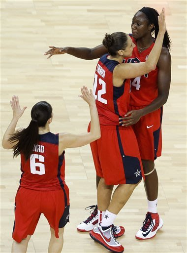 US women hoops already looking ahead to Rio