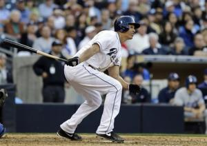Venable's 4 RBIs boost Padres over Dodgers 9-3