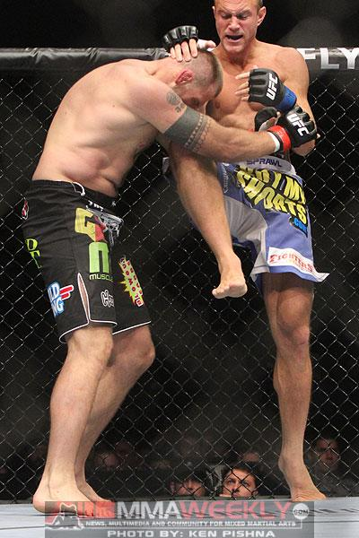 Dave Herman Returns to Face Shane Del Rosario at UFC 162