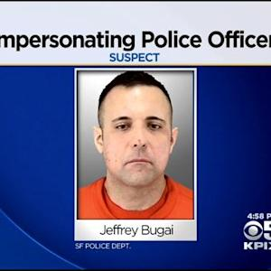 Man Arrested For Impersonating SF Cop, Alleged Sex Assaults