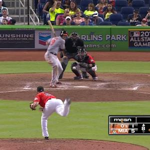 Davis' RBI groundout
