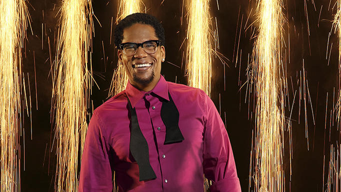 """Dancing with the Stars"" Season 16 D.L. HUGHLEY"