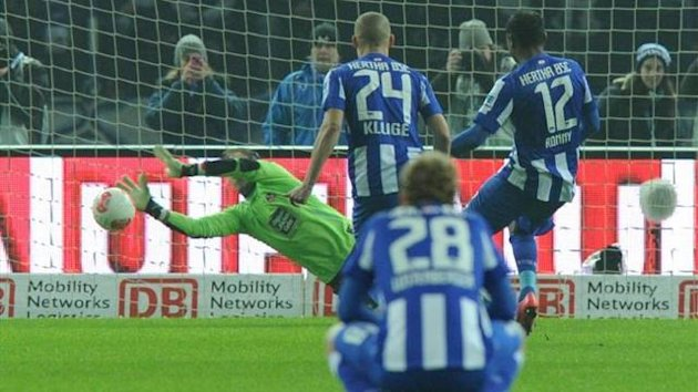 Hertha BSC vs. 1. FC Kaiserslautern