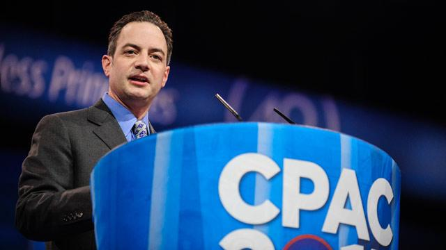 GOP Chair Reince Priebus Calls for Earlier Conventions, Expanded Minority Outreach