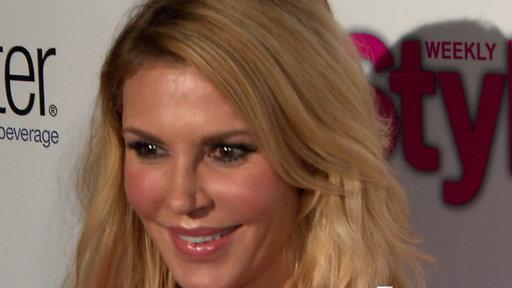 Brandi Glanville Explains Racist Remark