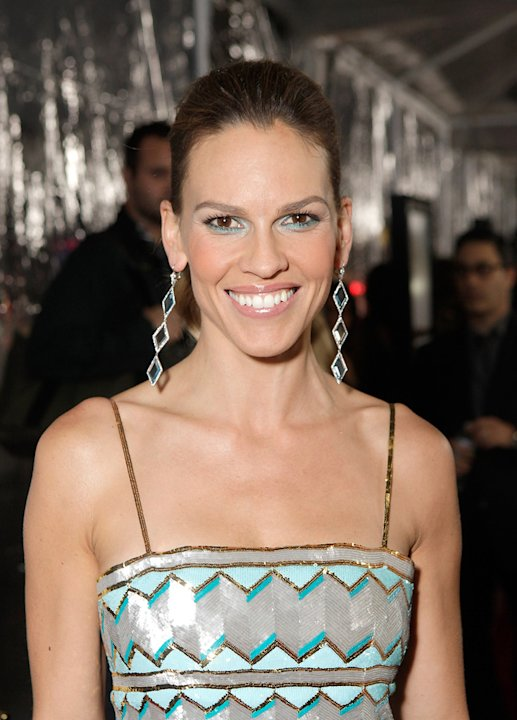 Conviction LA Premiere 2010 Hilary Swank