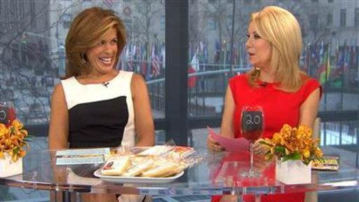 Hoda Risks Nudity at Home – With No Curtains!