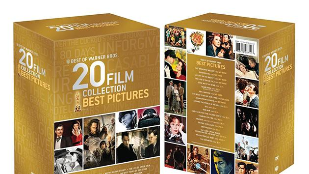 Giveaway Best of Warner Bros. 20 Film Collection Best Pictures 630