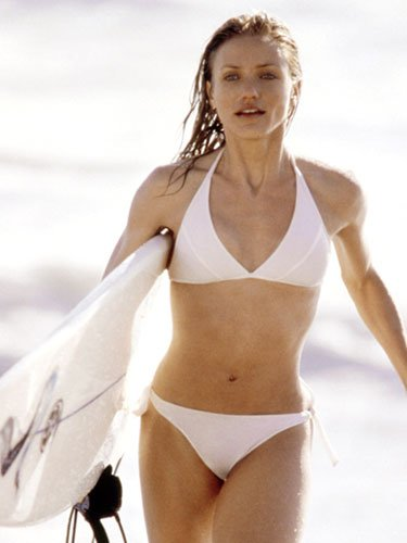 Cameron Diaz in Charlie's Angels: Full Throttle - 2003