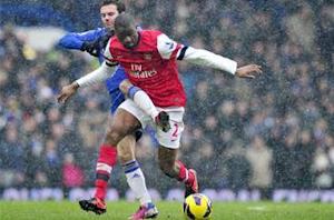 Diaby suffers major injury setback
