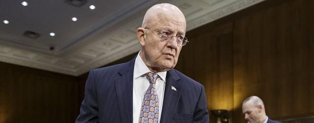 U.S. spy chief: Fighting IS not a priority for Turkey