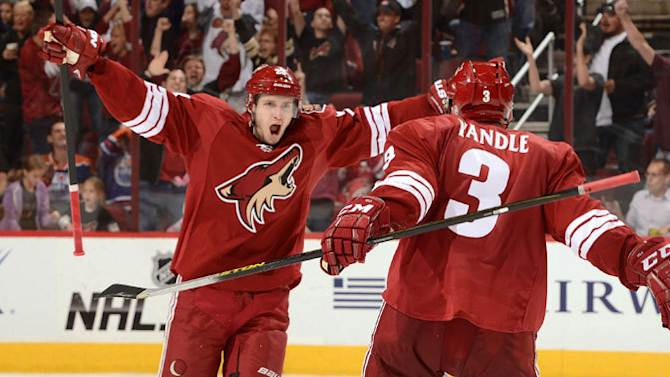 On the 'D'-fence: OEL, Yandle 'scrubbing' opposition