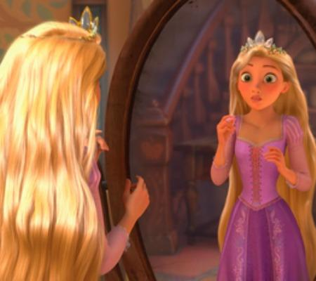 "From ""Tangled"": Face your fears"