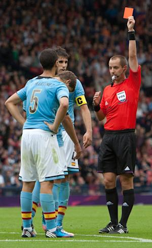 Referee Mark Geiger: Jersey guy at the World Cup